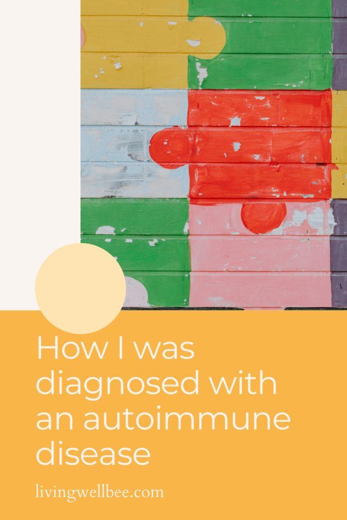 autoimmune disease diagnosis